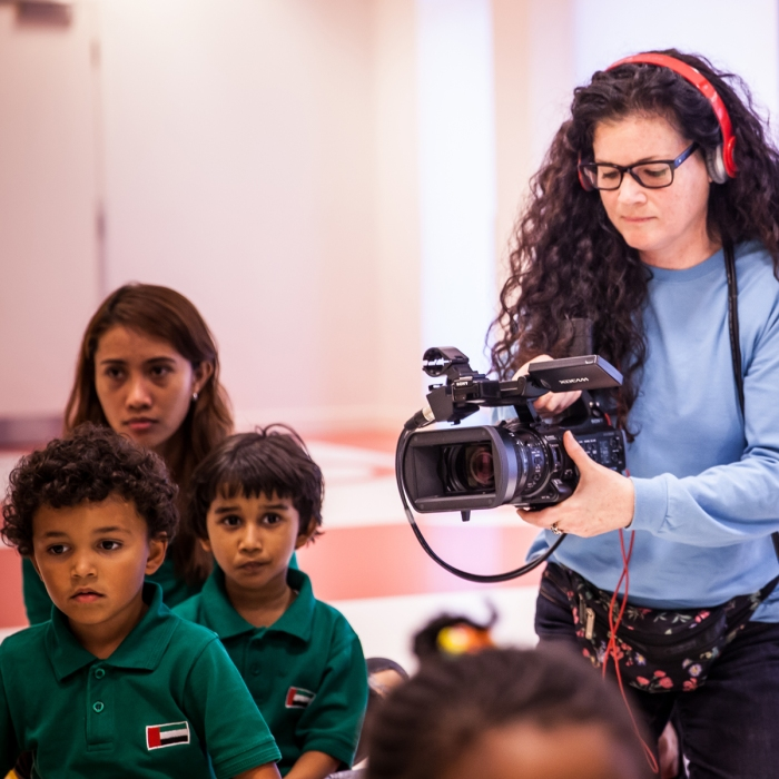 Documentary about children with autism in the UAE in progress