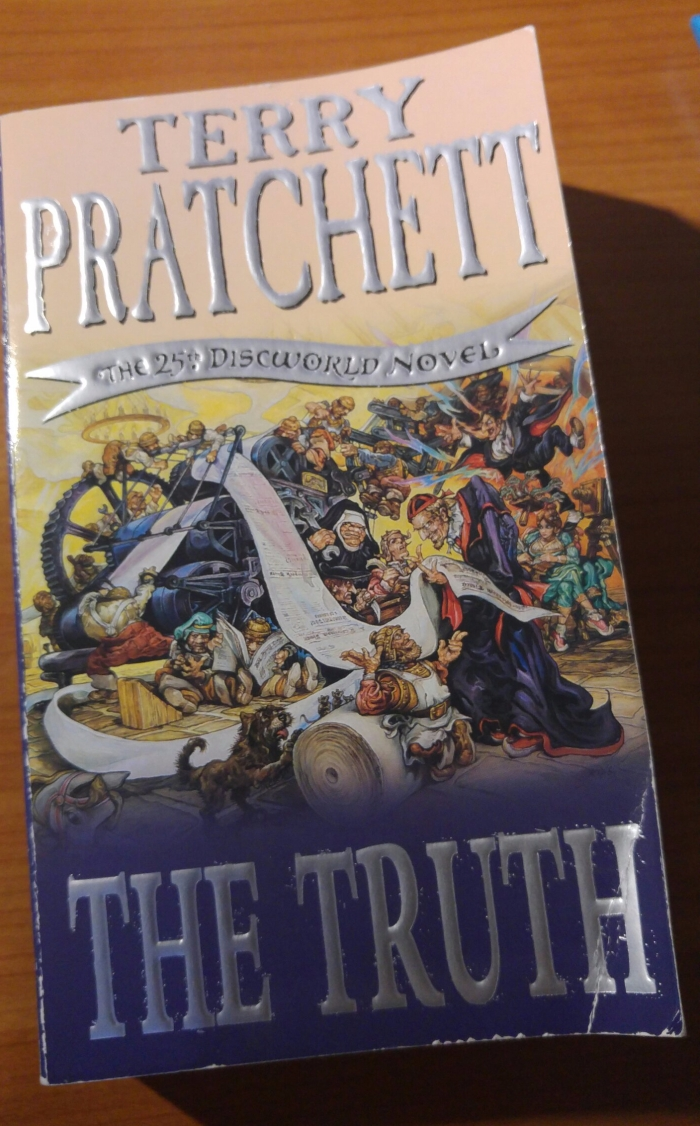 Discworld Books #21-30